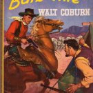 Barb Wire, Vintage Paperback Book, Popular Library #191, Western