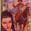 The Caballero, Johnston McCulley, Vintage Paperback Book, Western, Signet #669