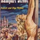 Rampart Street, Webber, Vintage Paperback, Pocket  Books #681, Slavery, Bondage Cover