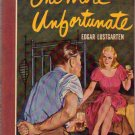One More Unfortunate, Vintage Paperback Book, Bantam #360, Mystery