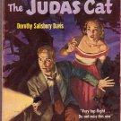 The Judas Cat, Davis, Vintage Paperback Book, Bantam #927, Mystery