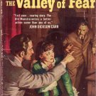 Sherlock Holmes, The Valley of Fear, Doyle, Mystery, Vintage Paperback Book, Bantam #733