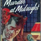 Murder At Midnight, Walling, Vintage Paperback Book, Avon #16, Mystery