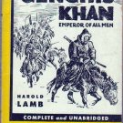 Genghis Khan, Lamb, Vintage Paperback Book, Penguin #516, History, Biography, China