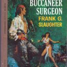 Buccaneer Surgeon, Slaughter, Vintage Paperback, Pocket Books #M-5070, Pirates