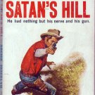 Ambush On Satan's Hill, Vintage Paperback Book, Paperback Library #51-223, Western