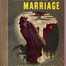 A Murder By Marriage, Dean, Vintage Paperback Book, Bantam #6, Mystery