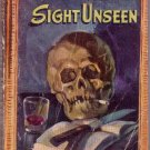 Sight Unseen, Mary Roberts Rinehart, Vintage Paperback Book, Avon #83, Mystery