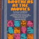 The Marx Brothers at the Movies, Zimmerman, Vintage Paperback Book, Signet Y-4391, Entertainment
