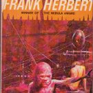 The Heaven Makers, Frank Herbert, Vintage Paperback Book, Avon #S-319, Science Fiction, PBO