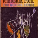 The Wonder Effect, Kornbluth, Pohl, Vintage Paperback Book, Ballantine #F-638, Science Fiction, PBO