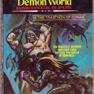 Kyrik Fights the Demon World, G.F. Fox, Vintage Paperback, Leisure Books #284-NK, Science Fiction