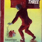 Then There Were Three, Geoffrey Homes, Vintage Paperback Book, Bantam #12, Mystery