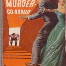 Miami Murder-Go-Round, Marston La France, Vintage Paperback Mystery, Pocket Books #896
