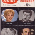 TV Guide Roundup, Vintage Paperback Book, Popular Library #G-552, Television