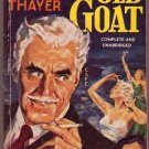 The Old Goat, Tiffany Thayer, Vintage Paperback Book, Avon #234, Humor