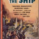 The Ship, C.S. Forester, Vintage Paperback Book, Bantam #A-1196, Classic, War, Adventure