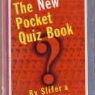 The New Pocket Quiz Book, Vintage Paperback, Pocket Books #255, Trivia, Reference