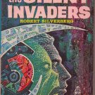 The Silent Invaders/Battle On Venus, Vintage Paperback Book, Ace #F-195, Science Fiction, Sci-Fi