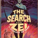 The Search For Zei/The Hand of Zei, Vintage Paperback Book, Ace #F-249, Science Fiction, Sci-Fi