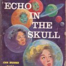 Echo In the Skull/Rocket To Limbo, Vintage Paperback Book, Ace #D-385, PBO, Science Fiction