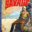 The Roar Devil, Doc Savage, Vintage Paperback Book, Bantam, Adventure