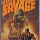 The Majii, Doc Savage, Kenneth Robeson, Vintage Paperback Book, Bantam, Adventure
