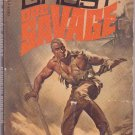 The Angry Ghost, Doc Savage, Kenneth Robeson, Vintage Paperback Book, Bantam, Adventure