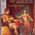 Lysander, F. van Wyck Mason, Vintage Paperback, Pocket Book #1143, PBO, War, Romance