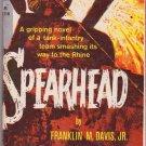 Spearhead, Franklin M. Davis Jr., Vintage Paperback, Perma Books #M-3118, War
