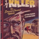 The Killer, S.E. White, Vintage Paperback Book, Quick Reader #102, Western Mystery