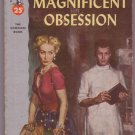 Magnificent Obsession, Lloyd C. Douglas, Vintage Paperback, Pocket Book #215, Adventure, Romance