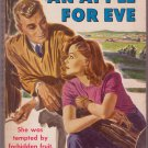 An Apple For Eve, Kathleen Norris, Vintage Paperback, Pocket Books #710, Romance