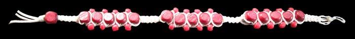 3 Sections Macrame Bracelet