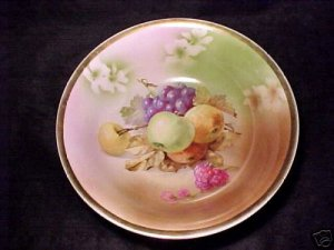 BEAUTIFUL GERMAN FRUIT BOWL C. TIELSCH & Co c.1931, gp1