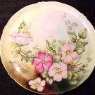 BEAUTIFUL HAND PAINTED LIMOGES DRESSER TRAY, hp53