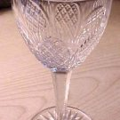 "1930's French Crystal de Saint Louis Wine Glass Very Rare 5.75"", gl15"
