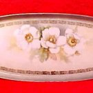 Antique RS Prussia Large 15.25 inch Long Dresser Tray Platter c.1904, p163