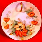 Antique RS Prussia Germany Hand Painted Signed Haandled Plate, p107