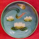 Antique Zell Majolica Water Lily Small Bowl c.1907-1928, gm89