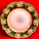 Antique Austria Lily Water Lily Bread & Butter Plate c.1884-1909, pc33