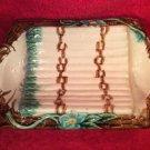 Antique French Majolica Asparagus Platter c.1800's, fm973