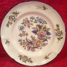 Antique Vintage French Faience Handpainted Plate by Pierre Dubois c.1920, ff391