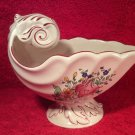 Beautiful Vintage French Faience Luneville Nautilus Shell, lun101