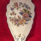 Vintage French Faience Coupelle Rouen Style St. Clement, ff393