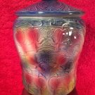Beautiful Vintage French Majolica Art Nouveau Humidor, fm910