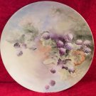 Large Antique T&V Limoges Blackberry Platter c.1892-1907, L278