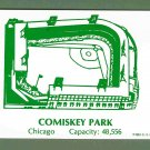 14 Different 1983 Baseball Stadium Art Cards - Comiskey - Yankees - Fenway - Wrigley