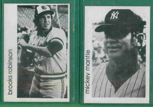 10 - TMCA Reprints - Mantle - Mays - Berra - Williams