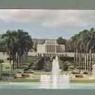 1 - 1967  Hawaii Temple - Laie - LDS Faith Card - Mormon